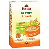 Holle Pappa ai 3 cereali integrali: dopo i 6 mesi