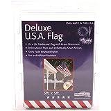 Drapeau de l'Indépendance Deluxe en nylon USA Flag-3'x5