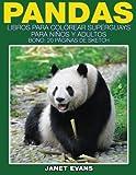 Pandas: Libros Para Colorear Superguays Para Ninos y Adultos (Bono: 20 Paginas de Sketch)