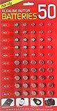 Baterías Slamtech polimorfonuclear AG1/AG3/AG4/AG10/AG12/ga13 para Calulators, relojes y mucho más...