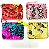 Shopkooky Multi Color Printed Super Cute And Super Soft Multipurpose Magic Pouches For Kids, Attractive Designer And Stylish Perfect For Gifting Purpose Return Gifts For Kids Birthday In Bulk (Pack Of 4)