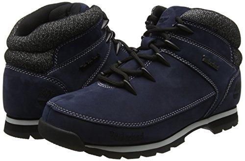 Timberland Eurosprint Hiker  Men s Ankle Boots  Blue  Blue   8 5 UK  43 EU