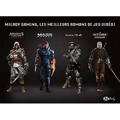 Milady Gaming - Les meilleurs romans de jeux vidéo