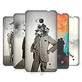 Photo de Head Case Designs Officiel Lacabezaenlasnubes Surréaliste Étui Coque D'Arrière Rigide pour Nokia Téléphones 1 par Head Case Designs