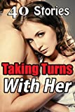 Taking Turns With Her... 40 Book Bundle