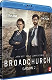 Broadchurch : L'intégrale Saison 2 [Blu-ray]