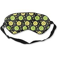 Cute Kiwifruit Seamless Illustration Sleep Eyes Masks - Comfortable Sleeping Mask Eye Cover For Travelling Night... preisvergleich bei billige-tabletten.eu