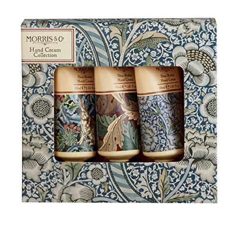 Morris & Co Bibliothek von Prints Hand Creme Collection 3x 30ml