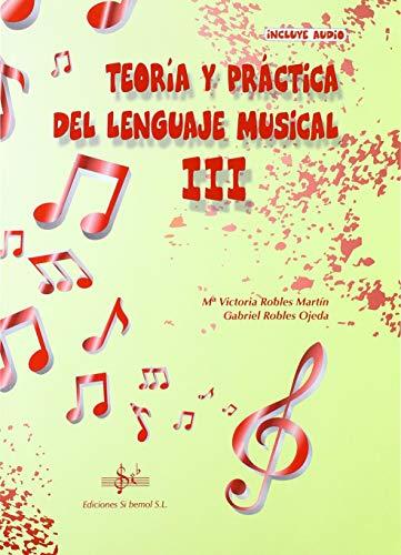 TEORIA Y PRACTICA DEL LENGUAJE MUSICAL III