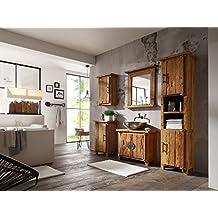 Suchergebnis auf Amazon.de für: badmöbel rustikal | {Badmöbel modern holz 47}