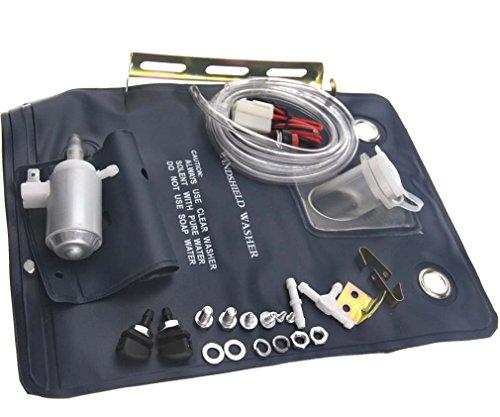 12V universal Scheibenwaschanlage Wassersack Pumpe Scheibenreinigung