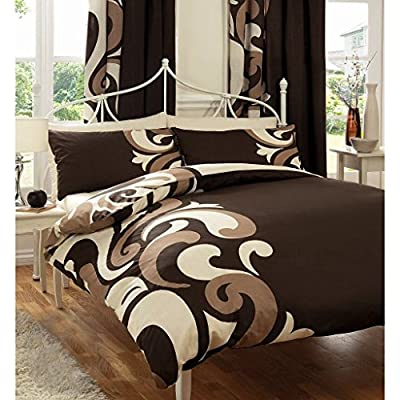 Just Contempo Reversible Duvet Cover Set - inexpensive UK light shop.