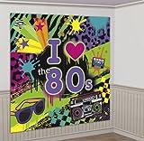 Enter-Deal-Berlin WANDEKO - 80er Jahre - 165 x 165 cm