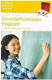 LÜK-Übungshefte / Fremdsprachen: LÜK: Grundschulwissen Englisch (Cover Bild kann abweichen)