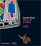 Front cover for the book South Africa the art of a nation by John Giblin