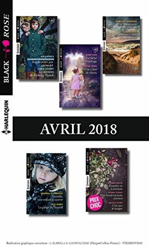 11 romans Black Rose (nº472 à 474 - Avril 2018)
