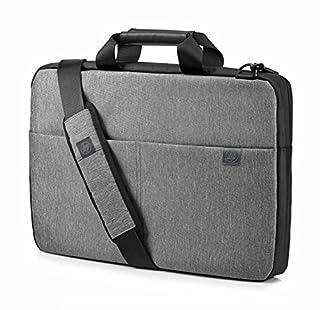 "HP Signature Slim - Funda maletín Gris de hasta 14"" (B00VJM34NI)   Amazon Products"