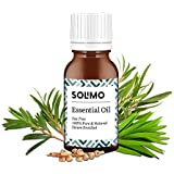 Amazon Brand - Solimo Tea Tree Essential Oil, 100% Pure & Natural, 15 ml