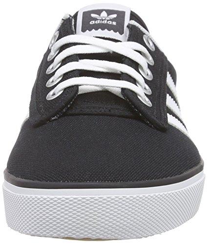 adidas Originals Herren Kiel Sneakers Schwarz (Core Black/Ftwr White/Carbon S14)