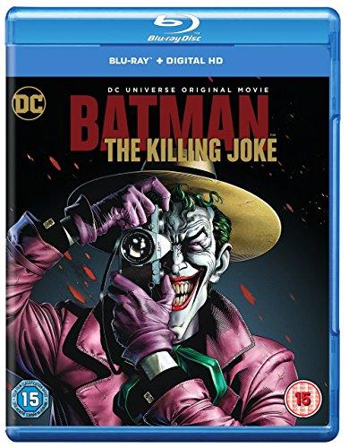 Batman: The Killing Joke [Edizione: Regno Unito]
