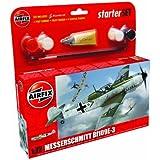 Airfix - AI55106 - Maquette - Messerschmitt BF 109E