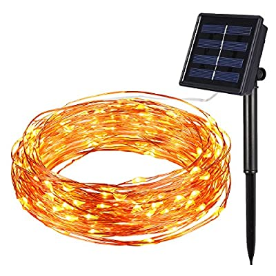 solar string lights produced by Amir - quick delivery from UK.
