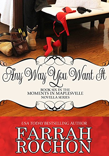 American Salon Spa (Any Way You Want It (Moments In Maplesville Book 6) (English Edition))
