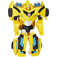Transformers Figura Bumblebee RID, 3 pasos mágicos (Hasbro C0641ES0)