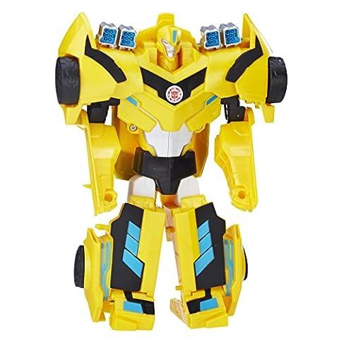 Transformers - C0641 - TRANSFORMERS RID 3 STEPS CHANGER BUMBLEBEE - -