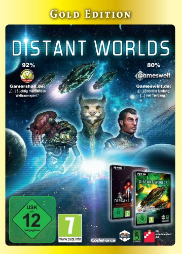 Distant Worlds (Gold Edition) (9 Microsoft Directx)