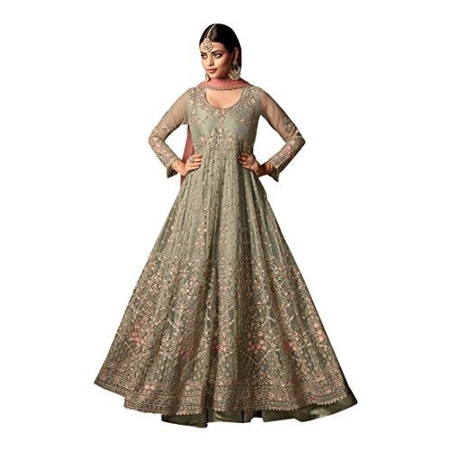 ETHNIC EMPORIUM Trendy Eid kaftaan colección personalizada hijab para medir  anarkali salwar traje fiesta mujeres vestido 04f28a8b388