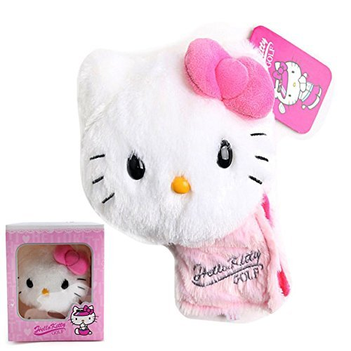 hello-kitty-putter-de-golf-couvre-fer-design-rose