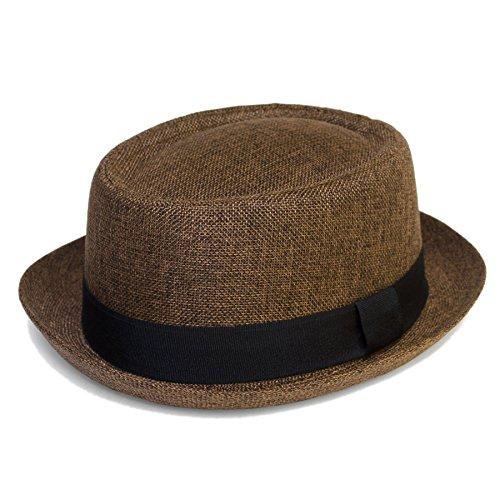 Hat To Socks Chapeau Pork-Pie