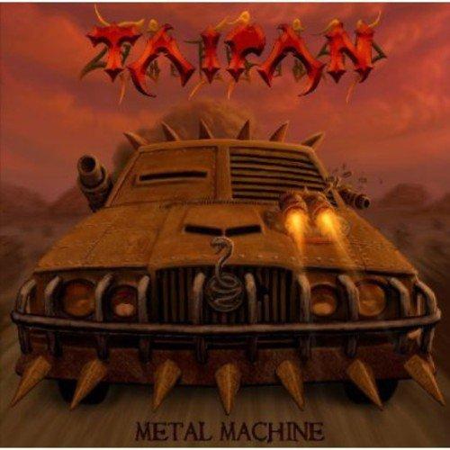 Taipan: Metal Machine (Audio CD)