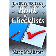 The Busy Writer's Book of Checklists (English Edition)