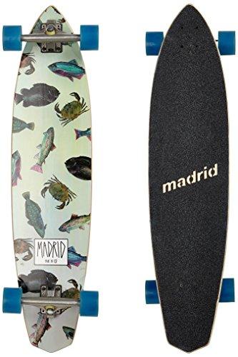 Madrid Longboard Fish Complete, 817956018337