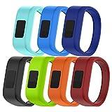 NotoCity Garmin Vivofit JR Bandes souple en silicone de montre de rechange Bandes pour enfants et adultes
