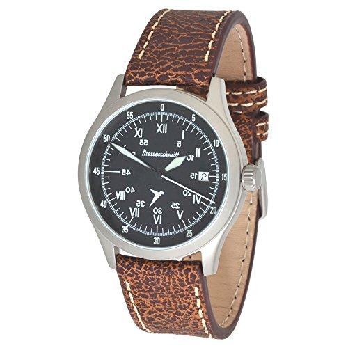 Planeador Messerschmidt Reloj me1285Sextante Reloj de hombre Aristo ambanduhr Vintage