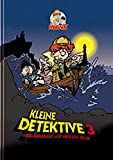 Kleine Detektive, Die Abrafaxe auf heißer Spur, Bd.3