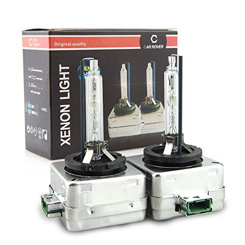 Preisvergleich Produktbild D3S Xenon Burner HID Scheinwerfer 10000K, 12V 35W, Pack of 2