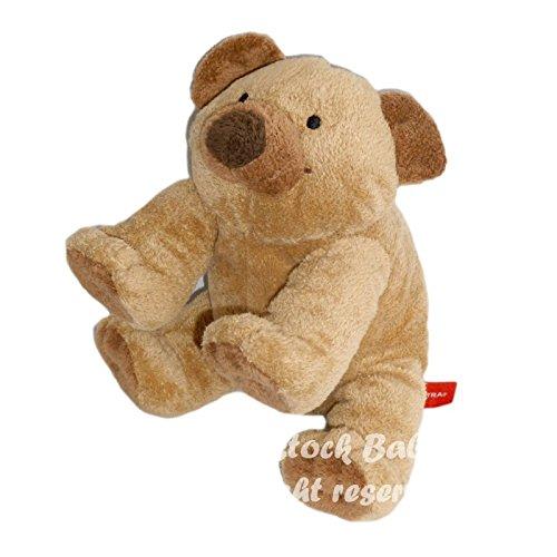 doudou-peluche-ours-marron-orchestra-20-cm