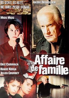 Affaire De Famille [Import belge]
