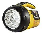 Camelion SuperBright Handscheinwerfer mit 9 LED, bis zu 150 m Lichtdistanz, inklusive 4 Batterien AA R06 30200034