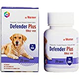 Medfly Healthcare Defender Plus Dewormer for Dogs - Pack of 20 Tablets -Expiry Date: OCT'2020