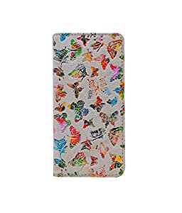 Flip cover for Vivo Y31L-by D-DOC.