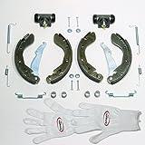 Autoparts-Online Set 60005436 Bremsbacken/Bremsen + Radzylinder + Zubehör für Hinten