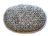 magit–Esponja de crin de caballo, color gris