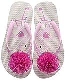 Joules Flip Flop, Infradito Bambina, Rosa (Pink Flamingo Stripe Pkflams), 31 EU