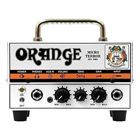 Orange Micro Terror Tête pour Guitare avec préampli valvulaire de 20W