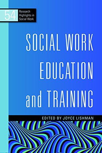 Social Work Education and Training (Research Highlights in Social Work)